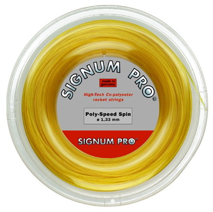 Signum Pro Poly-Speed Spin